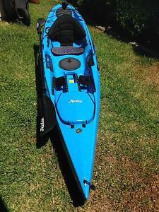 Hobie Quest 11 Kayak Dunbogan Port Macquarie City Preview