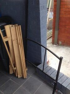 Single bed frame Casula Liverpool Area Preview