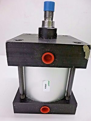 New Speedaire 6 Bore Double Acting Air Cylinder 2-12 Stroke 5tec9