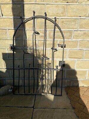 Wrough Iron Garden Gate