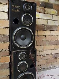 pair of kenwood 3 way speaker s-1m. $60 Epping Ryde Area Preview