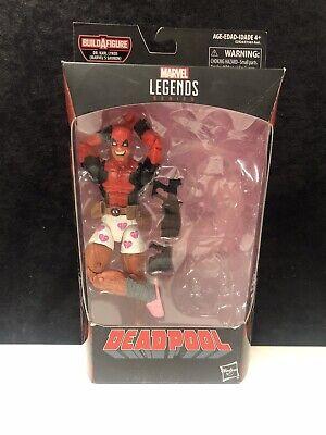 Marvel Legends DEADPOOL ( BOXERS ) *NO BAF**SHIPS LOOSE*