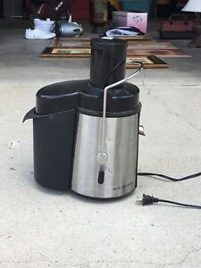 Big Boss electric Juicer