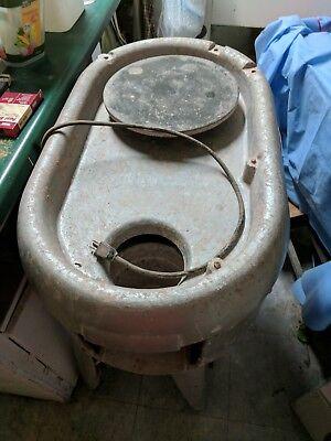 Amaco potters wheel