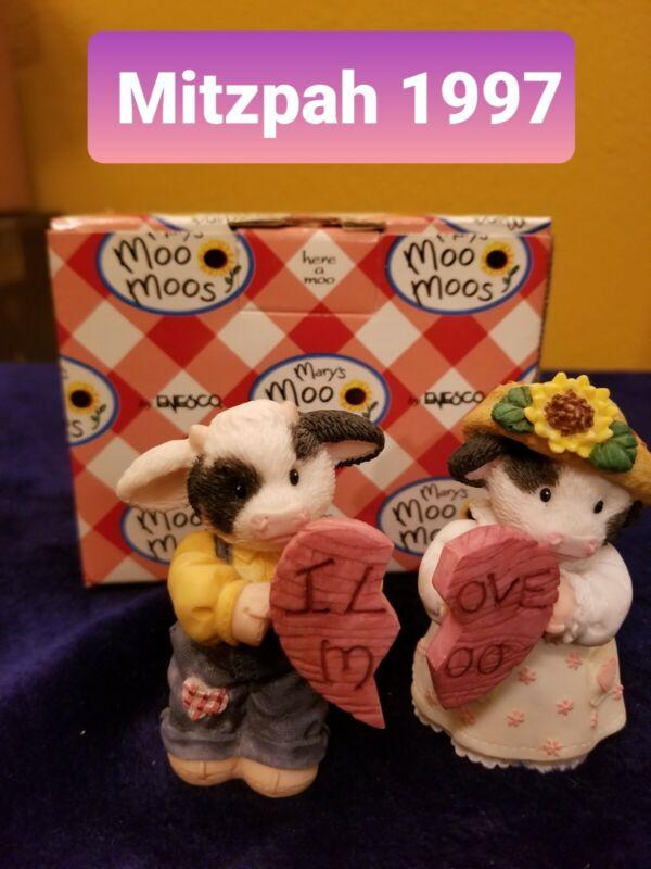 Mitzpah 1997 Couple Mary