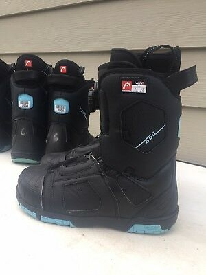 Head 550 RC Boa Snowboard Boots  **VERY CLEAN**