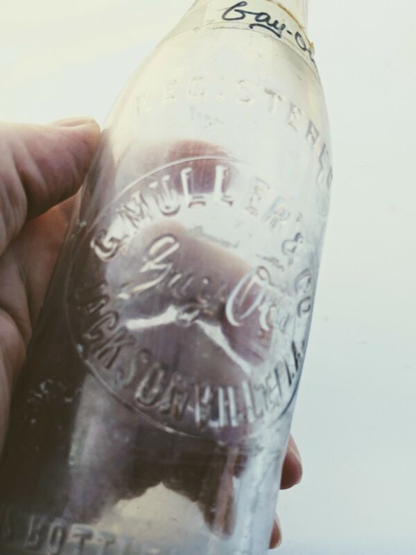 Vintage Gay-Ola Bottle