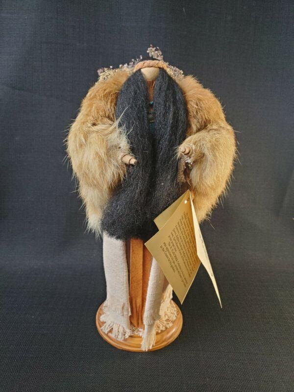 Native American H Flatcreek- Jeanenne Lester Doll Cherokee