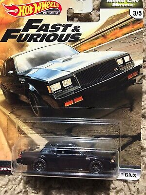 2020 Hot Wheels Fast & Furious '87 Buick Grand National GNX~FREE SHIPPING in