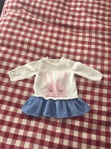 6-12month sweater dress