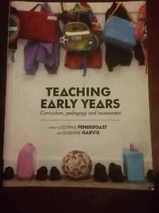 Teaching Early Years text book Beenleigh Logan Area Preview