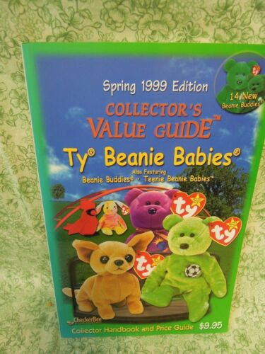 "mb-38  TY Beanie Babies bk: ""Collector"