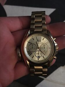Michael Kors Gold watch. Gosnells Gosnells Area Preview
