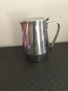 Stainless steel jug Carseldine Brisbane North East Preview