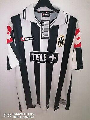Maglia Juventus 2000-2001 Lotto shirt juve camiseta maillot trikot XL TELE +...