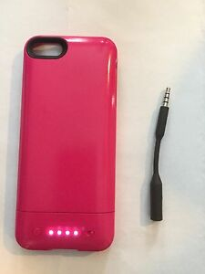 iPhone battery case for 5/5S