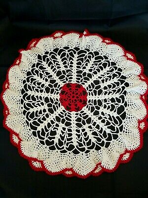 Small Tan Doily Small Round Doily Round Doily Crochet Doily Candle Mat