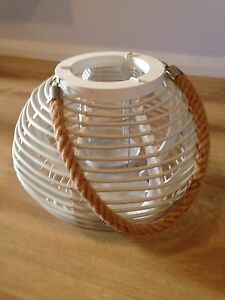 Outdoor lantern white Innaloo Stirling Area Preview