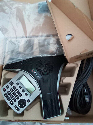 New Polycom Soundstation Ip 5000 Sip Conference Phone Compatible W Asterisk Pbx