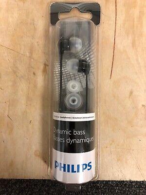 Philips SHE3590 In-Ear only Headphones - Black