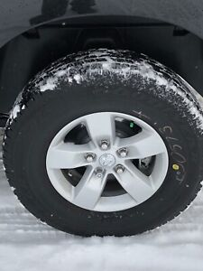 Dodge Ram wheels and tires