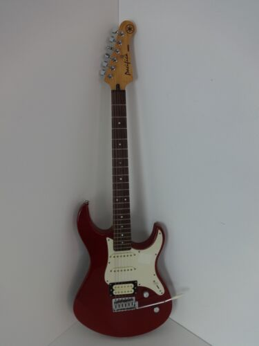 Yamaha Pacifica 112V Electric Guitar Raspberry Red Early 2000s Japanese Model