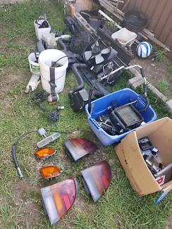 Toyota starlet car parts wrecking