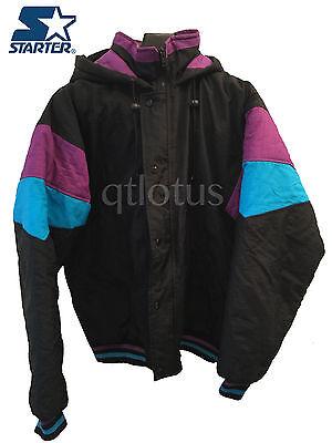RARE SAMPLE STARTER VINTAGE 90s Hornet Jacket Rap T Shirt NBA Basketball Jersey