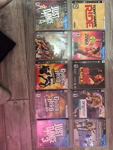 PlayStation 3 move and 10 games