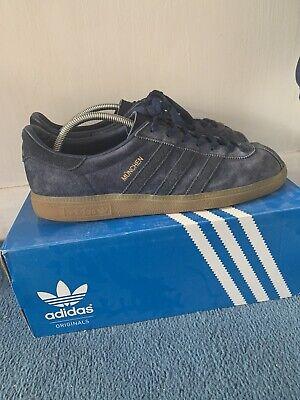 Adidas Munchen Size UK10
