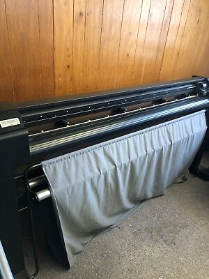 Summa S160 T Series Vinyl Cutter Take Up Roll