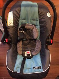 Grace Snugride 35 Infant seat