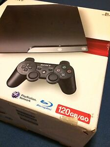 PS3 for sale with original box