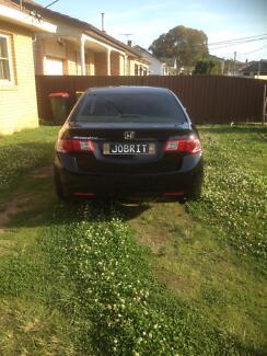 2009 Honda Accord Euro Sedan Luxury Nav Merrylands Parramatta Area Preview