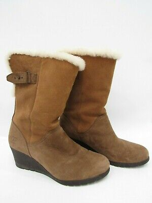 UGG Edelina Winter Boots Women's Size 6