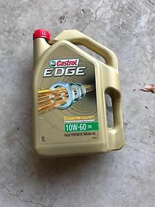 10w60 castrol edge  full synthetic Liverpool Liverpool Area Preview