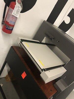Dtg Viper2 Direct To Garment Printer W Spider Mini Pretreat Heat Press