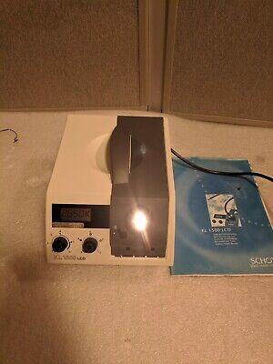 Schott Kl 1500 Lcd Fiber Optic Light Source