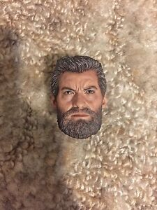 El1ev1en 1/6 Scale Logan Head Sculpt