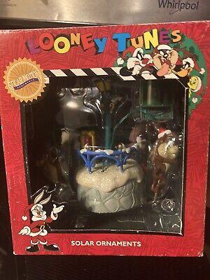 Looney Tunes Tasmanian devil solar ornament - 1996