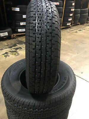 1 NEW ST235/85R16 Freedom Hauler Trailer Tires 12 PLY F 235 85 16 ST 2358516 ST