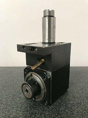 Vdi 30 Er20 Radial Live Tool Holder 90 Degree Angle
