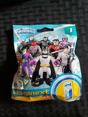 Imaginext DC Superheroes Series 1 Red Hood