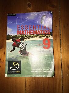 Year 9 mathematics textbook X2 Spotswood Hobsons Bay Area Preview