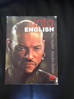 Into English book
