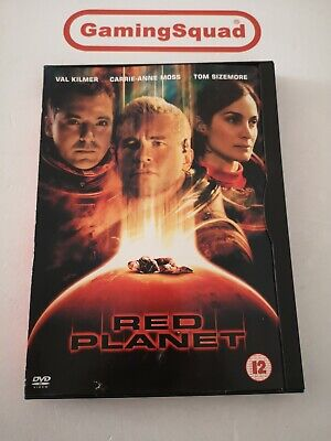 Red Planet (Cardboard) DVD, Supplied by Gaming Squad