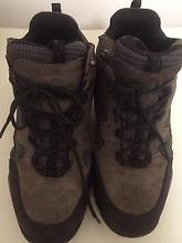 Terania Men's Mid Hiking Boots (UK Size 9) (Kathmandu) Riverwood Canterbury Area Preview