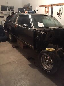 Looking for 81 to 86 cutlass projects or parts cars