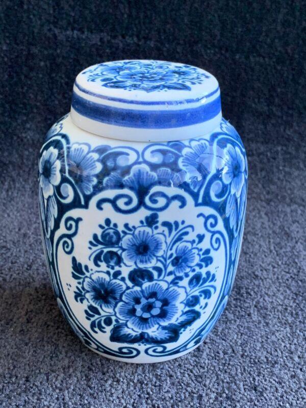 Delft Ginger Jar