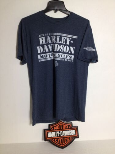 Harley Davidson Club Prague CZ Large T-Shirt